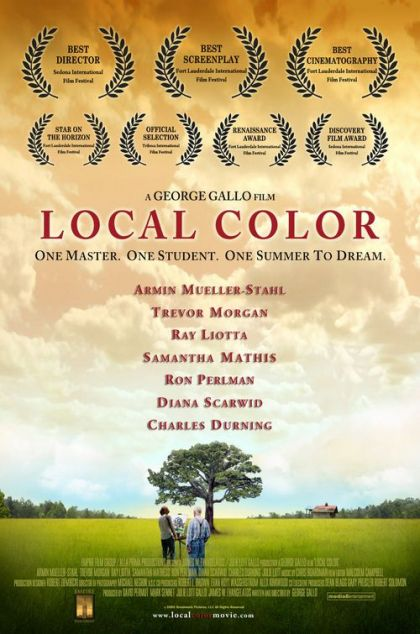 local color Local color definition is - the presentation of the features and peculiarities of a particular locality and its inhabitants in writing how to use local color in a sentence.