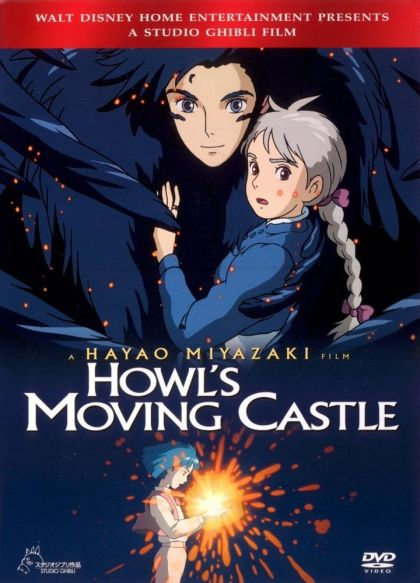 انیمیشن Howl\'s Moving Castle 2004