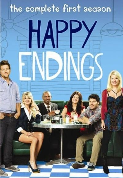Happy Endings Season 1 movie