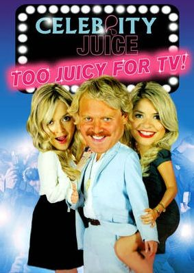 Celebrity Juice Too Juicy for TV 2! - Unseen Moments - YouTube