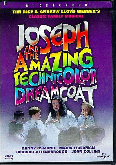 Joseph and the amazing technicolor dreamcoat 1999 on collectorz com