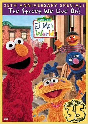 elmo says boo dvd