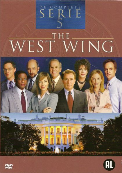 the west wing season 5 2003 on movie collector connect. Black Bedroom Furniture Sets. Home Design Ideas