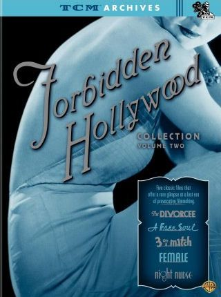 tcm archives forbidden hollywood collection volume 2
