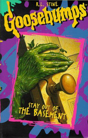 goosebumps stay out of the basement 1996 on core