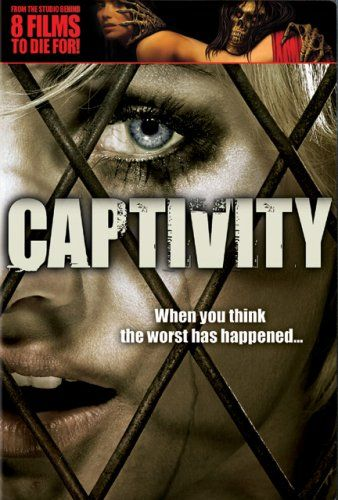 Captivity (2007) on Collectorz.com Core Movies