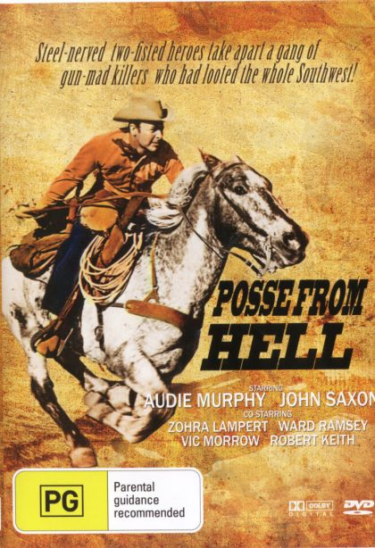 Posse From Hell 1961 On Collectorz Com Core Movies