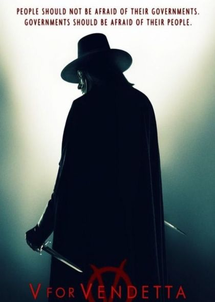 'V For Vendetta' Unmasked (2006) on Collectorz.com Core Movies