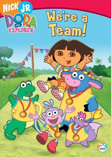 Dora The Explorer: We're A Team! (2006) on Collectorz.com ...