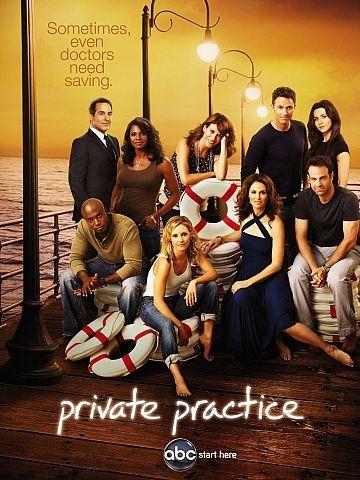 Private Practice Season 5 movie