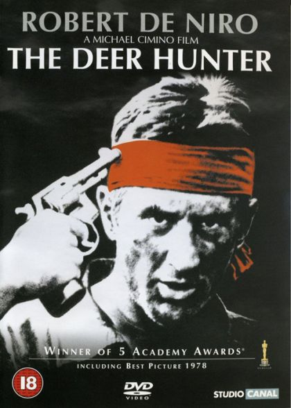 cnristopher walken movie deer hunter  The  Deer Hunter