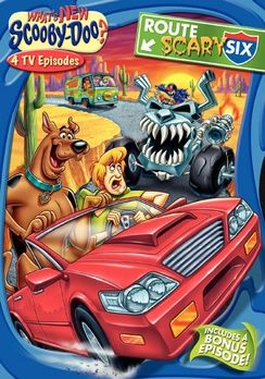What s New Scooby-Doo   09  Route Scary6New Scooby Doo Movies