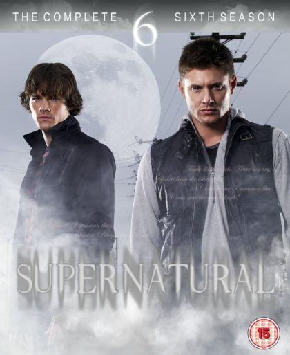 Galleryru / фото #2 - supernatural - кадры 6 сезона - ariana