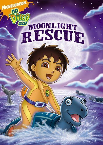go diego go moonlight rescue 2008 on collectorzcom