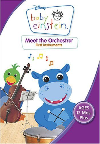 baby einstein meet the orchestra dvd fullform