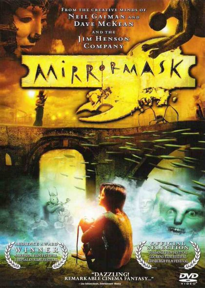 Mirrormask 2005 On Collectorz Com Core Movies