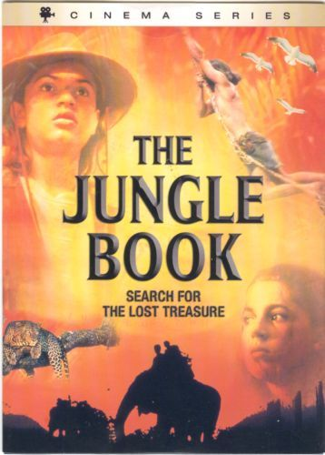 Jungle Book: Lost Treasure movie