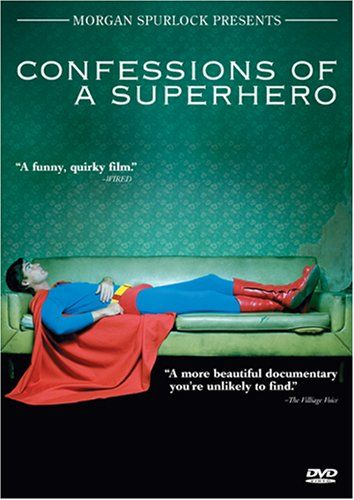 Collector Connect   187  Movie Database   187  Confessions of a SuperheroJennifer Wenger Confessions Of A Superhero