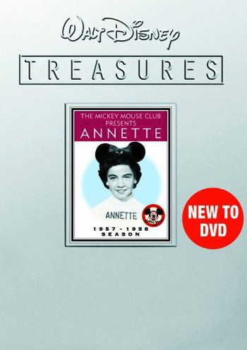 Walt Disney Presents: Annette movie