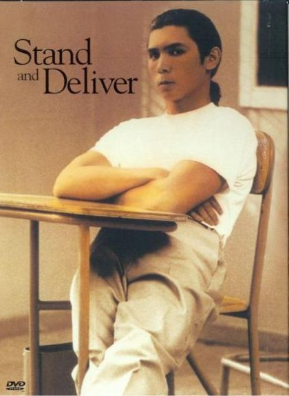 movie stand and deliver essay Stand and deliver media analysis stand and deliver is a 1988 film the movie as handicaps for the students in regards to stand and deliver.