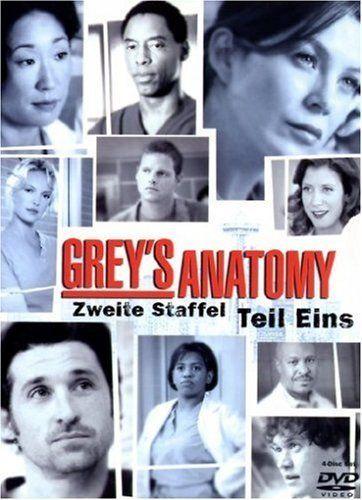 Grey's Anatomy: Season 2: Part 1 (2005) On Collectorz.com