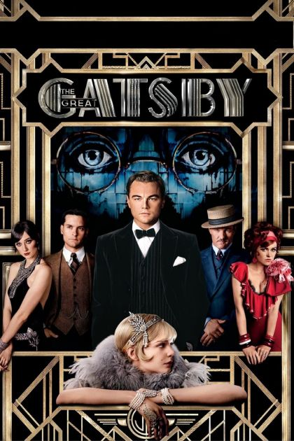 The Great Gatsby (2013) on Collectorz.com Core Movies