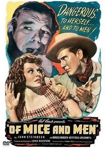 Of mice and men movie 1939 cast