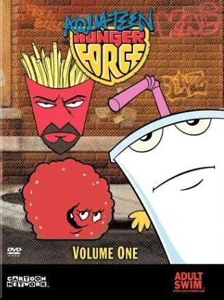 Official Aqua Teen Movie Site 52