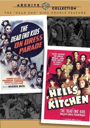 Dead End Kids Dvd Hell S Kitchen