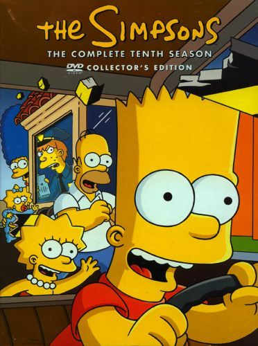 The Simpsons S10E10-12