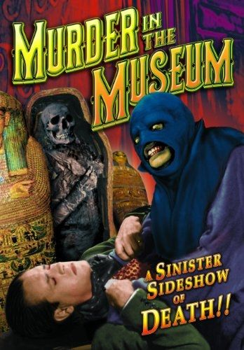 The Murder in the Museum movie