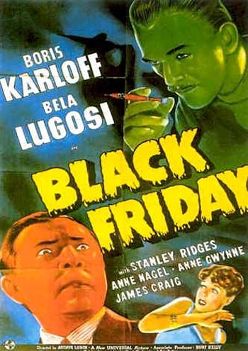Black Friday (1940) on Movie Collector Connect