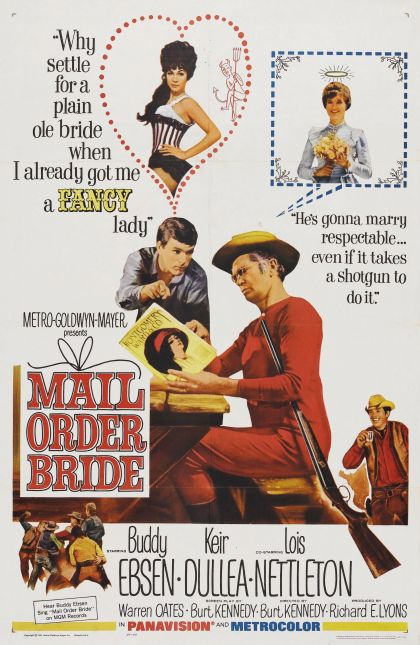 Mail order bride dvd