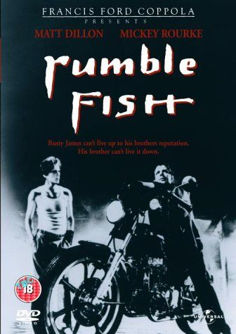 Rumble fish 1983 on core movies for Rumble fish novel