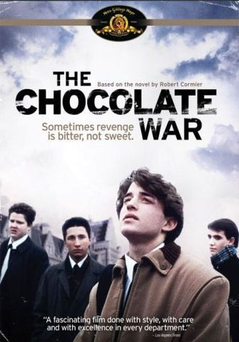 a book report on the chocolate war by robert cormier The chocolate war - ebook written by robert cormier read this book using google play books app on your pc, android, ios devices download for offline reading, highlight, bookmark or take notes while you read the chocolate war.
