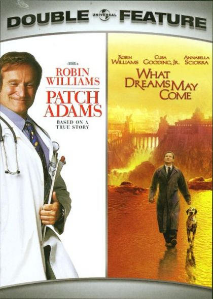 Patch Adams / What Dreams May Come (0000) on Collectorz ...
