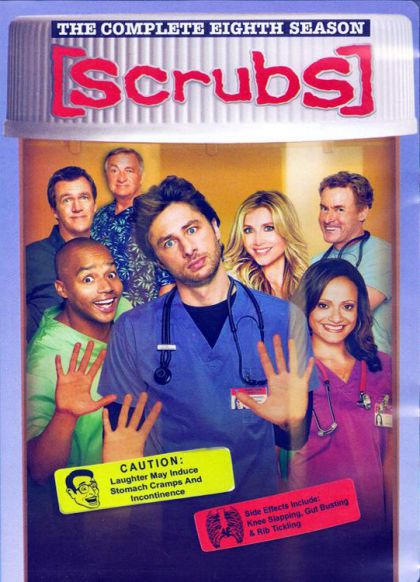 Scrubs - Season Seven movie