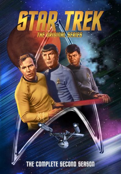 Star Trek : The Original Series Saison 1,2,3 VF [MULTIUPLOAD]