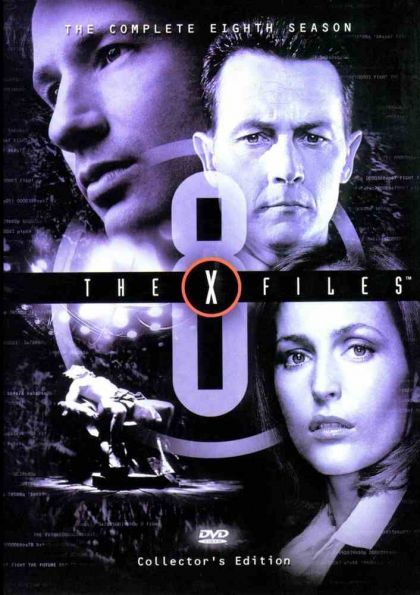 The X-Files Season 8 movie