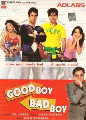 Gallery For Good Boy Bad Boy Movie