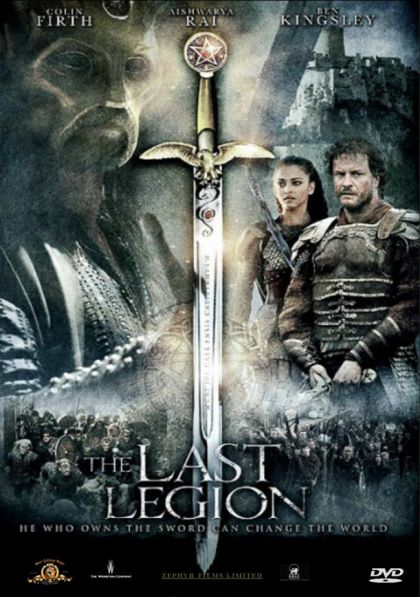 The Last Legion (2007) on Collectorz.com Core Movies