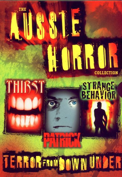 Movie Collector Connect » Movie Database » Aussie Horror Collection