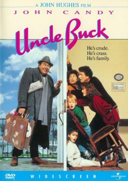 Uncle Buck (1989) on Collectorz.com Core Movies