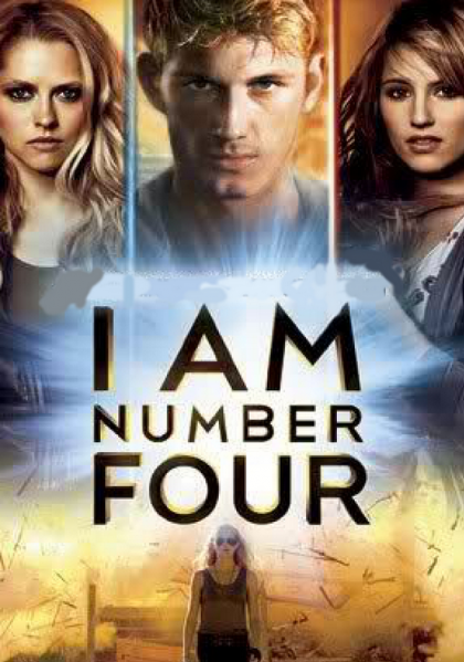 I Am Number Four (2011) on Collectorz.com Core Movies I Am Number Four Movie Sam
