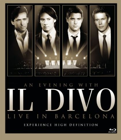 Il divo live in barcelona 2009 on core movies - Il divo film ...