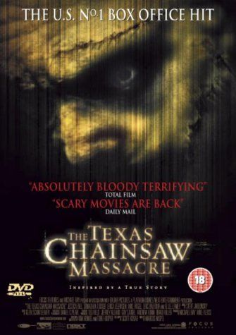 texas chainsaw massacre 2003. The Texas Chainsaw Massacre. New Line Home Entertainment (2003). 98 mins.