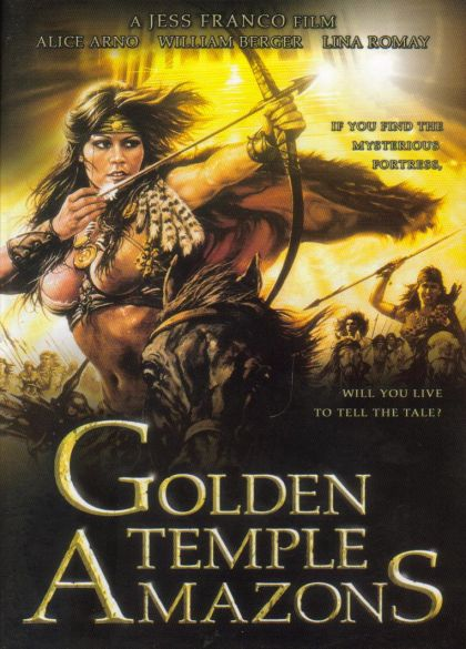 Golden temple amazons 1986