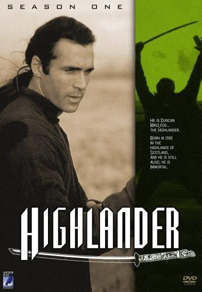Highlander: The Series: Season 1 (1992) on Collectorz.com ...