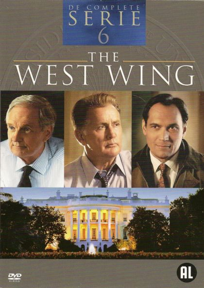 the west wing season 6 2004 on core movies. Black Bedroom Furniture Sets. Home Design Ideas