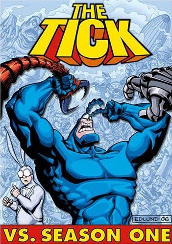 The Tick Vs. Season One movie